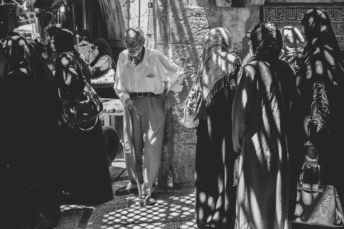 Man Muslim Quarter