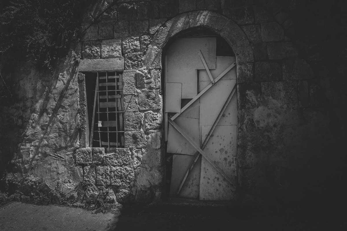 Hebron Door