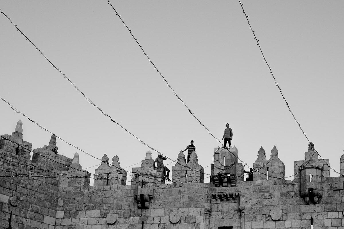 Damascus Gate Celebration