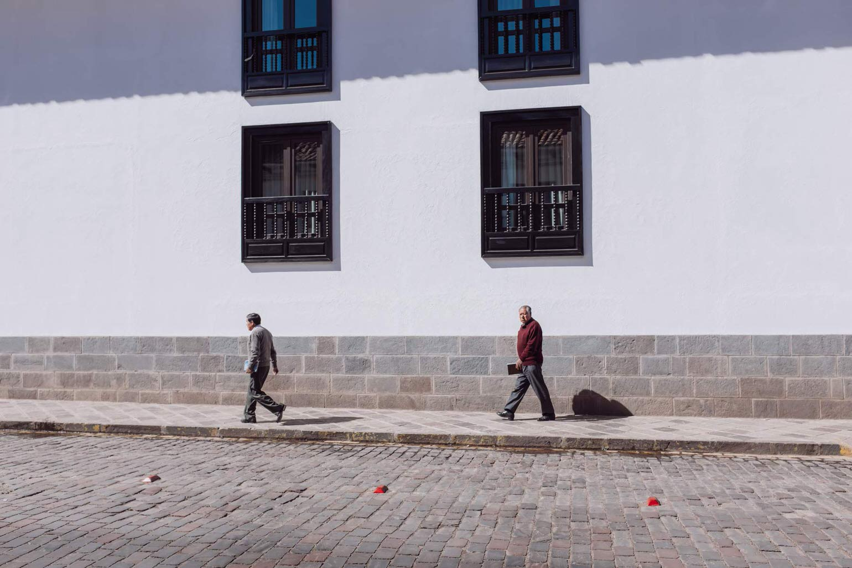 Peru Streets